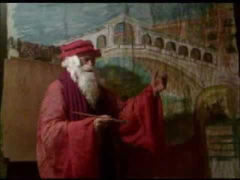 Faire soi-même un déguisement d'Artiste Peinte comme Léonard de Vinci