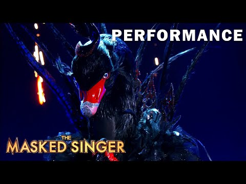 THE MASKED SINGER #5 | Black Swan - I will I know