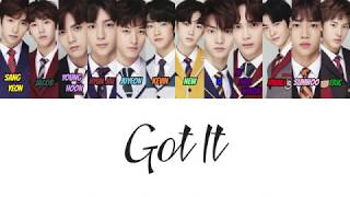 [HAN/ROM/ENG] THE BOYZ (더보이즈) - Got It (있어) (Color Coded Lyrics)