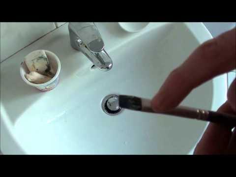 Tipps für Anfänger der Acrylmalerei (11): Pinselpflege