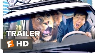 Kung-Fu Yoga Official Trailer 2 (2017) - Jackie Chan Movie
