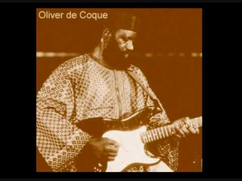 Oliver - artist: Oliver De Coque and His Expo '76 song: Identity album: Identity - Olumo ORPS 108 special thanks for Likembe for posting the files for this music. htt...