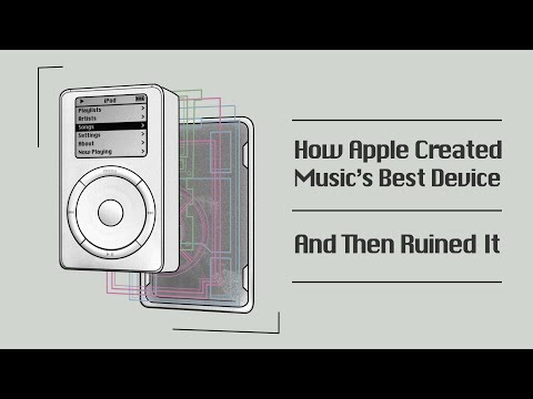How Apple Created Music's Best Device (And Then Ruined It)