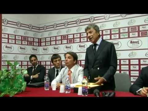 Ferretti incontra stampa e tifosi - video integrale