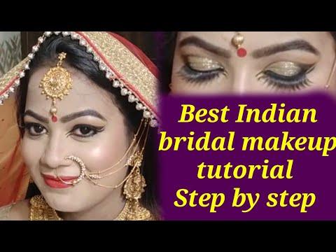 Bridal Hairstyle Hindi