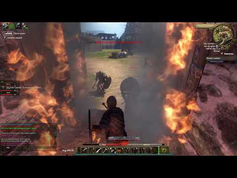 Gloria Victis part 1119-attack on black rock part 1