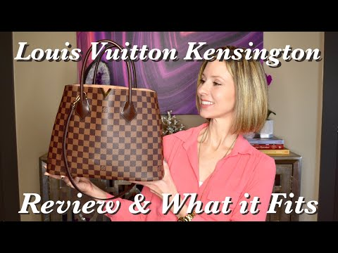 785851cedb14 MY NEW LOUIS VUITTON KENSINGTON HANDBAG (Unboxing   What it Fits) -  Action.News ABC Action News Santa Barbara Calgary WestNet-HD Weather Traffic