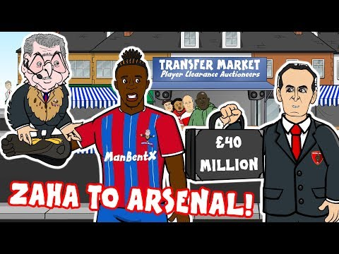 💰ZAHA TO ARSENAL!💰 Transfer Market Special!