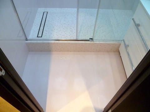 Ремонт ванной комнаты и туалета (Переделка) в г.Москва ул.Паромная д.7 корп.3 (видео)