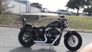 8. 408297 - 2011 Harley Davidson Sportster 1200   48   XL1200X - Used motorcycles for sale