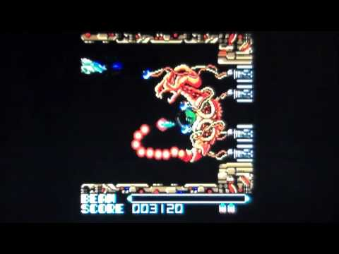 R-Type DX Game Boy