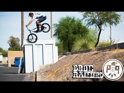 Broc Raiford: Pro Part   Ride BMX
