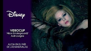 Alicia en el País de las Maravillas de Tim Burton | Avril Lavigne 'Alice' | Disney Oficial