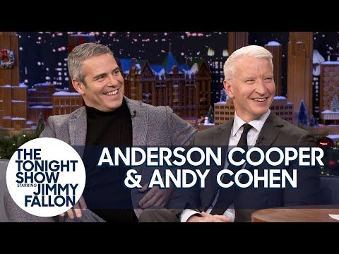 Download Anderson Cooper and Andy Cohen Met on a Failed Blind Date HD Mp4 3GP Video and MP3