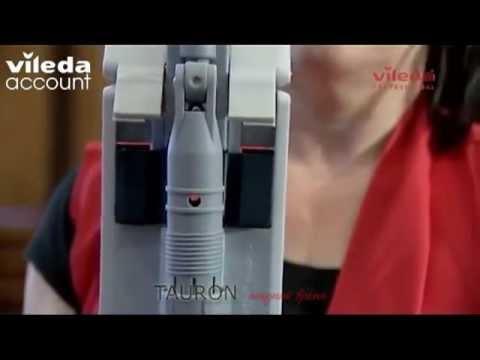 """Набор для влажной уборки Vileda """"УльтраСпид"""". Правила использования."""