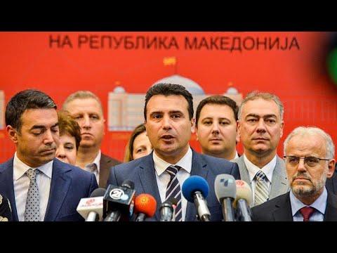 Ζ. Ζάεφ: Σε 15 ημέρες θα είναι έτοιμες οι τροποποιήσεις του Συντάγματος…