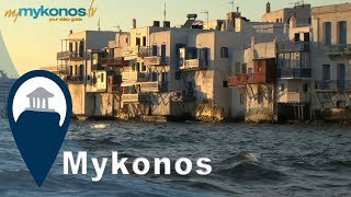 Mykonos | Little Venice