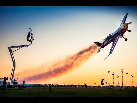Tím nejlepším z foto projektu se pochlubil akrobatický pilot Martin Šonka. Podívejte se!