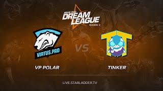 VP.Polar vs TTinker, game 2