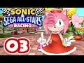 Sonic Sega All stars Racing 03 xbox 360 Expert Egg Cup