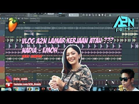 Video A2NVLOG | Cara Membuat Lagu Nadia Zerlinda - Emoh download in MP3, 3GP, MP4, WEBM, AVI, FLV January 2017