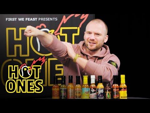Sean Evans Reveals the Season 8 Hot Sauce Lineup | Hot Ones