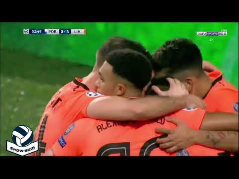 Porto vs Liverpool 0 5 All Goals & Highlights 14 02 2018 HD   YouTube