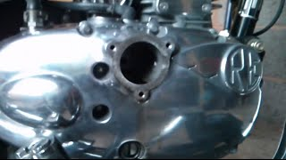 9. 2011 Royal Enfield Bullet 500 EFI oil change