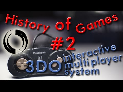 History Of Games #2: 3DO