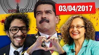 """Será que o amor dos socialistas tupiniquins ao Nicolás Maduro chegou ao fim?!SE INSCREVE AÍ NESSA BAGAÇA http://bit.ly/2dlmOXnTORNE-SE MEU PATRÃO ;-) http://www.patreon.com/CanalDoOtarioDOAÇÕES http://www.canaldootario.com.br/doacoes/Acesse o site http://CanalDoOtario.com.brLojinha do Canal do Otário http://canaldootario.com.br/store_Utilize o código: CANALDOOTARIO na primeira corrida do UBEREste código oferece uma viagem com desconto de até R$20 para novos usuários. O código é válido até 31/12/17 e é exclusivo para novos usuários.Abaixo segue um passo a passo para o uso do código.1º Baixar o Uber e/ou abrir o aplicativo http://ubr.to/2cxGDbL 2º Clicar no menu superior esquerdo (três traços do canto superior esquerdo).3º Clicar em promoções.4º Clicar em """"Adicione um código promocional"""".5º Escrever CANALDOOTARIO e clicar em aplicar.Para mais informações, fontes e links extras acesse:http://www.canaldootario.com.br/?p=18574&preview=trueAgradecimentos Especiais aos Patrões:Bruno BezerraDelcio JuniorMarcelo VermeerschAndré CastroPlínio DutraEdu CruzDaniel LacerdaFlávio AbraãoR SouzaObrigado, Patrões! O apoio financeiro ao Canal através do Patreon, está sendo fundamental para manter o Canal vivo e fazer vídeos como este!___Música e efeitos sonoros:Diego Vilas Boas"""