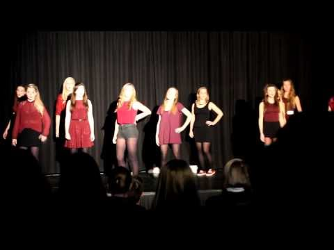 Bellas Finals - Pitch Perfect - A Cappella Cover | Sweet Nothings