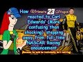 Ultimate23Dragon's reaction to Carl Edwards (More confusing than shocking) 'retirement' anouncement