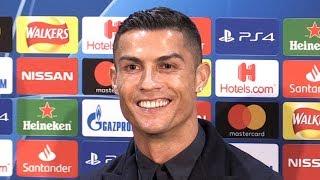 Download Video Cristiano Ronaldo Full Pre-Match Press Conference - Manchester United v Juventus - Champions League MP3 3GP MP4