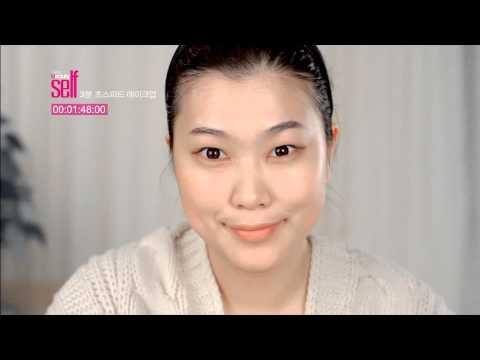 韓國女孩-化妝技巧(3分鐘快速化妝)-女生必看@@