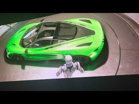 Nvidia: Holodeck für das Design