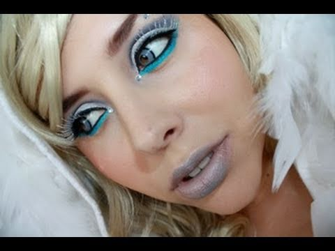 La Regina delle Nevi ★ Make-up Tutorial