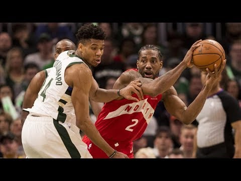 Kawhi 35 Pts Game 5! Raptors 1 Win From Finals! 2019 NBA Playoffs