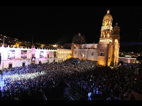 "David Bisbal - Gira ""Tú y Yo"" - Zacatecas y San Luis Potosí, Mexico"