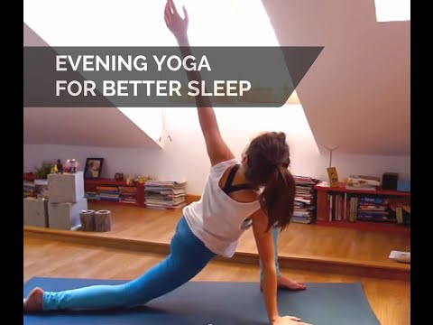 Evening Yoga for Better Sleep & Ultimate Relaxation