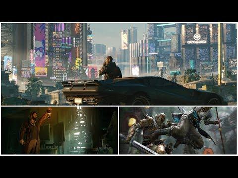 Cyberpunk 2077 уже можно полностью пройти | Игровые новости