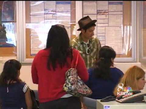 Local Youth Find Hurdles In Tight Job Market