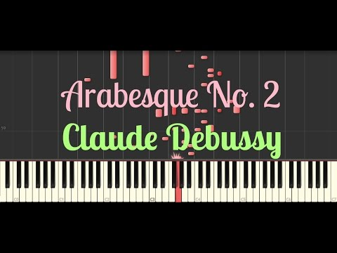 Arabesque No. 2 | Claude Debussy