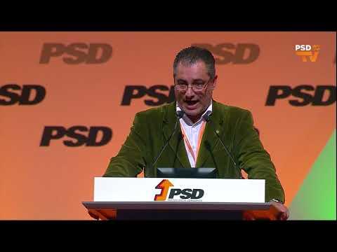 37º Congresso PSD - Intervenção de Zeferino Boal
