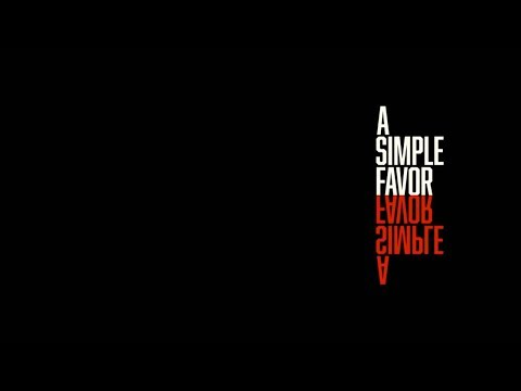 A SIMPLE FAVOR (2018) Dutch Dubbed Streaming XviD AC3