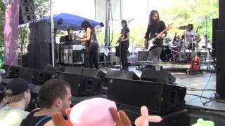 The Last Internationale perform Wanted Man at Lollapalooza 2014