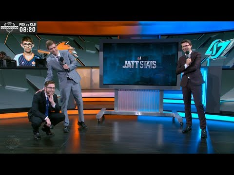 Welcome to Week 8 Day 2 of S8 NA LCS Spring 2018, Dammit! (c) Dash