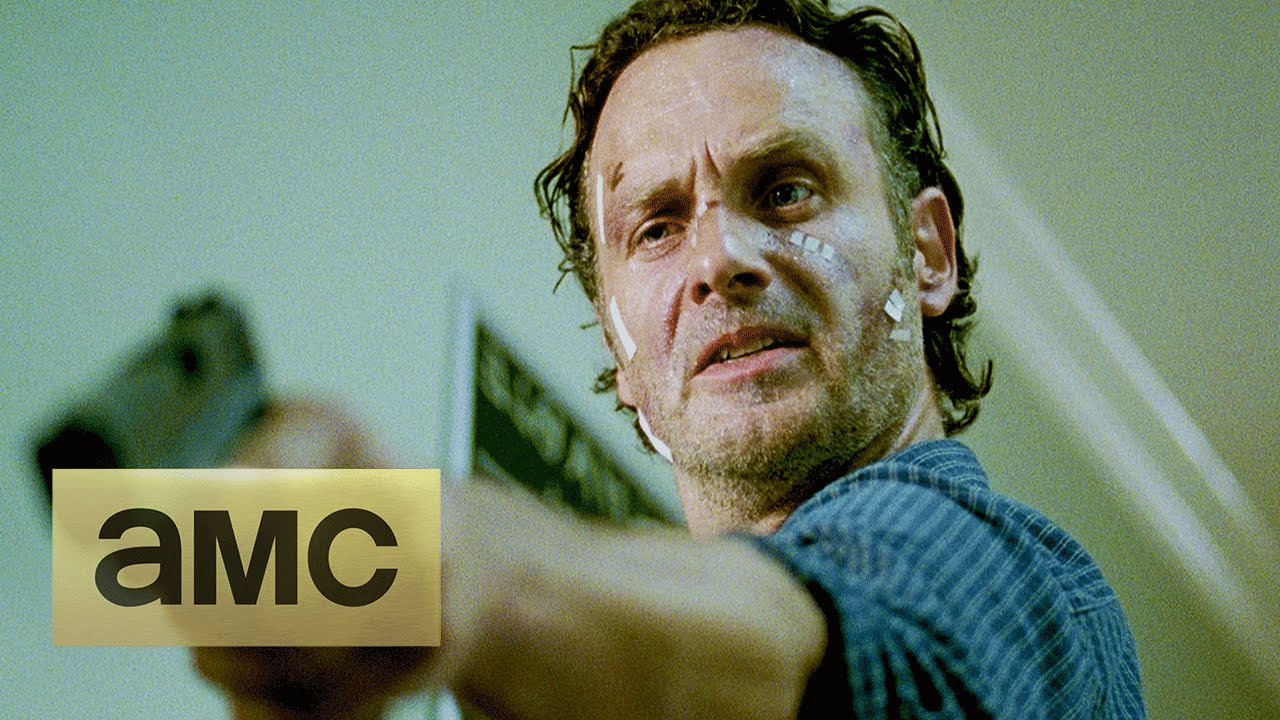 Comic Con Trailer: The Walking Dead: Season 6