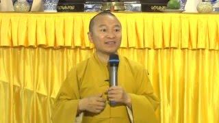 Hiến tặng tạng mô- chia sẻ sự sống (20/12/2015) (Bản LiveStream) -TT. Thich Nhat Tu