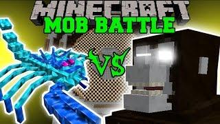 ARCTIC SCORPION VS EMPEROR SCORPION&KING KONG - Minecraft Mob Battles - Minecraft Mods