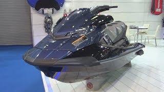 5. Yamaha WaveRunner FX SVHO FC1800-P (2019) Exterior and Interior
